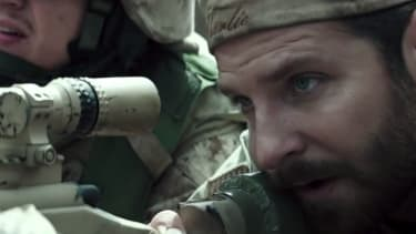 Watch the gripping first trailer for Clint Eastwood's American Sniper