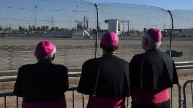 U.S. bishops at the border