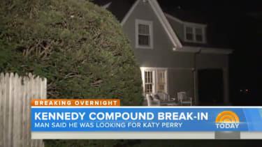 Man breaks into Kennedy compound, says he was 'looking for Katy Perry'