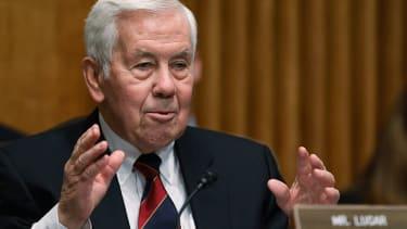 Sen. Richard Lugar.