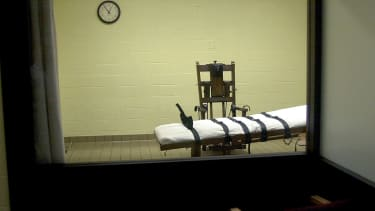 Death penalty chamber in Ohio