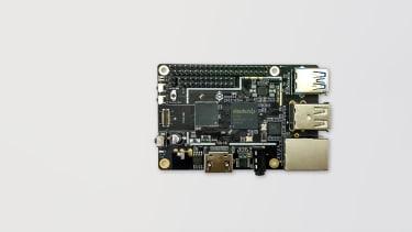 A microchip.