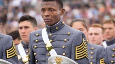 2nd Lt. Alix Schoelcher Idrache.
