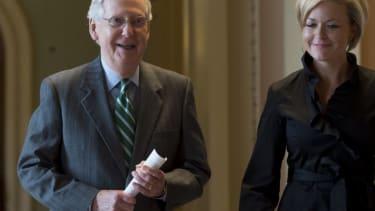 Sen. Mitch McConnell unveils his health-care bill