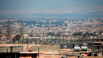 Mosul, Iraq.