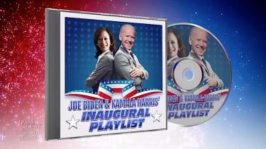 The Late Show remixes Biden playlist