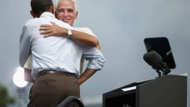 Charlie Crist: GOP's 'intolerable' views turned me into a Democrat