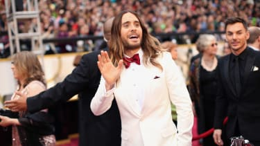 Jared Leto wins Best Supporting Actor for Dallas Buyers Club