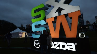 SXSW sign