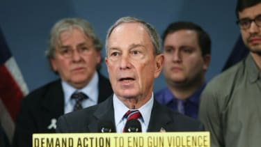 New York City Mayor Michael Bloomberg: Match the NRA's fervor with an anti-gun advocacy.