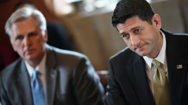 House Republicans unveil 2018 budget plan