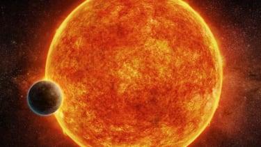 Super earth LHS 1140.