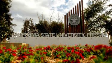 Fresno State.