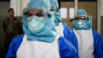 In parts of Sierra Leone, Ebola continues to spread 'frighteningly quickly'