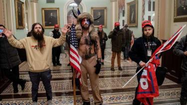 Capitol raiders