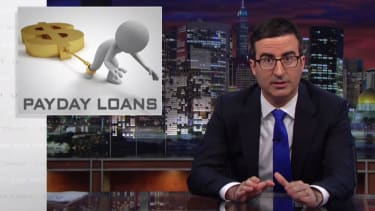 John Oliver colorfully explains why you should avoid payday lenders at all cost
