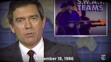 After Ferguson, Retro Report digs into the origins of SWAT teams and their 'mission creep'