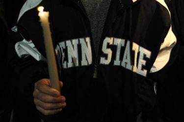 Penn State ex-coaches sue university for $1 million