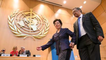 The World Health Organization.