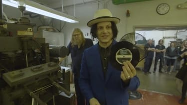 Jack White recorded and released a new record in under 4 hours. You can watch.