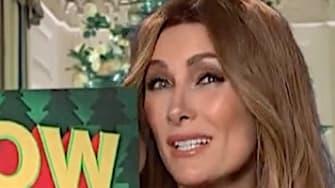 Laura Benanti does Melania Trump