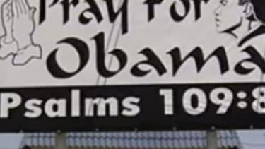 An impolitic prayer