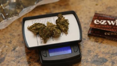 92 percent of medical marijuana patients say the drug relieved their symptoms