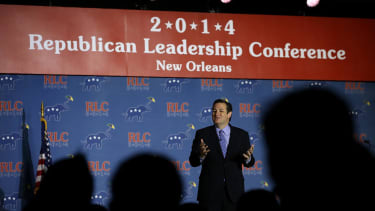 Ted Cruz: 'We're going to retire Mary Landrieu from politics'