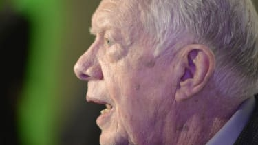 Even Jimmy Carter thinks Obama 'waited too long' to act against ISIS