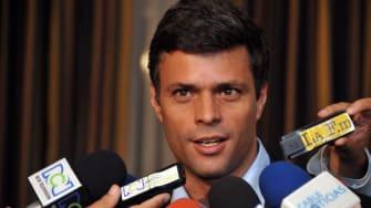 Leopoldo Lopez.