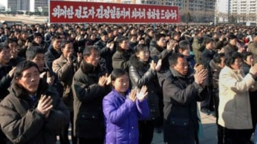 North Koreans celebrated Kim Jong-Il's 69th birthday in a less-than-festive mood, given that the state canceled their annual food bonuses.