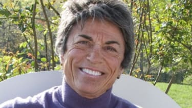 """Author Rita Mae Brown is crazy about cats and mysteries, authoring works with playful titles like """"The Purrfect Murder"""", """"Hiss of Death"""" and her latest novel """"The Big Cat Nap""""."""