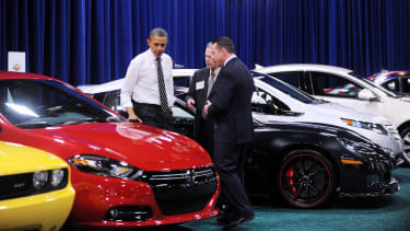 Obama on 2016: Americans want 'that new car smell'