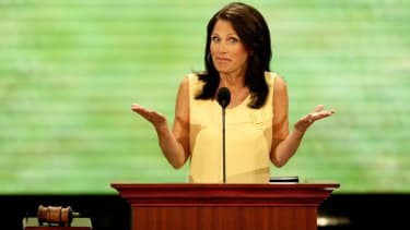 Michele Bachmann: 'I could run' in 2016