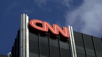 A CNN building.
