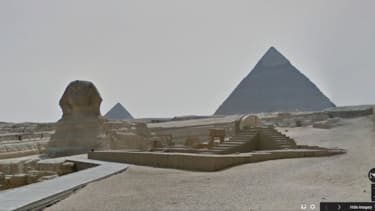 Here's how to see Egypt's pyramids from the comfort of your couch