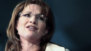 """Sarah Palin called reporters who cite anonymous sources """"impotent and limp and gutless."""""""