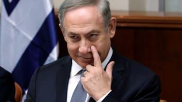 Israeli leader Benjamin Netanyahu will meet President Trump