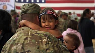 Military homecomings