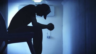 The CDC says suicides are on the rise.