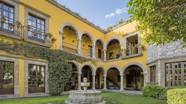 Homes in Mexico for sale.