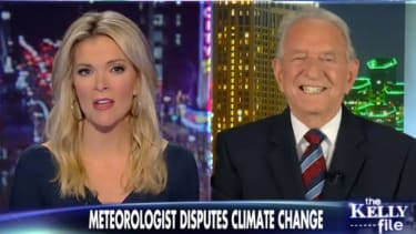 Co-founder of The Weather Channel is a climate change denier