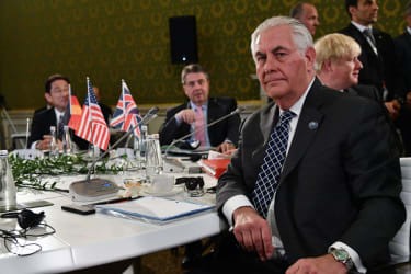Secretary of State Rex Tillerson certifies that Iran is complying with nuclear deal