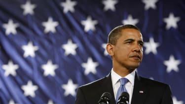 President Obama in 2009.