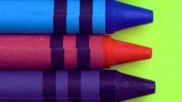 Punishing a kindergartner for pretending a crayon is a weapon