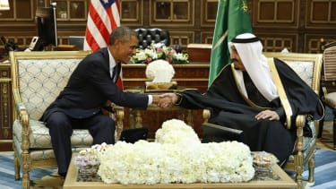 It may be a wise time to reevaluate our relationship with Saudi Arabia.