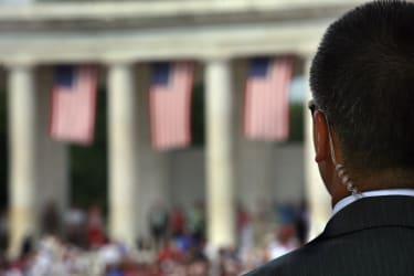 The Secret Service.