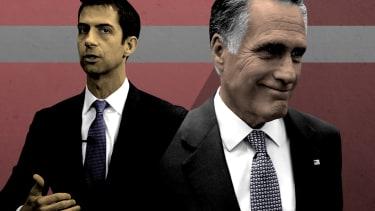 Tom Cotton and Mitt Romney.