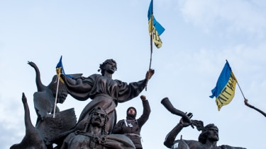73 percent of Russians don't want to meddle with Ukraine