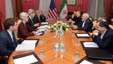 The Iran nuclear talks have reportedly stalled
